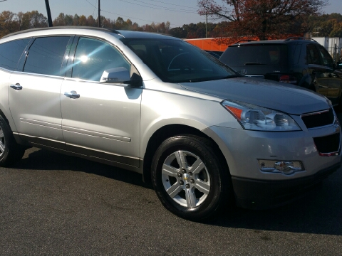 2010 Chevrolet Traverse for sale in Greensboro, NC