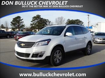 2016 chevrolet traverse for sale north carolina. Cars Review. Best American Auto & Cars Review