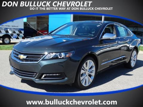 2018 Chevrolet Impala for sale in Rocky Mount, NC