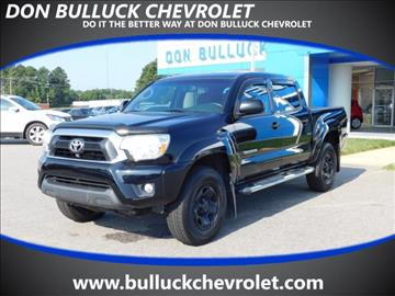 2012 Toyota Tacoma for sale in Rocky Mount, NC