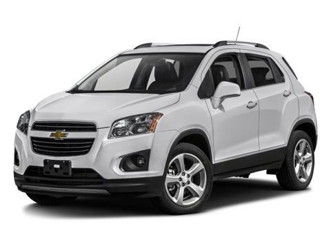 2016 Chevrolet Trax for sale in Rocky Mount NC