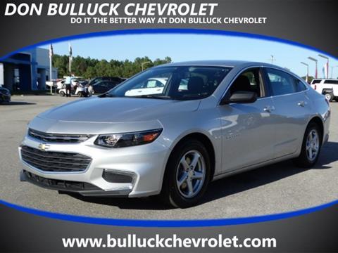 2017 Chevrolet Malibu for sale in Rocky Mount, NC