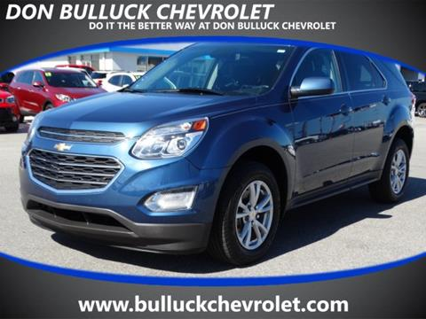 2016 Chevrolet Equinox for sale in Rocky Mount, NC