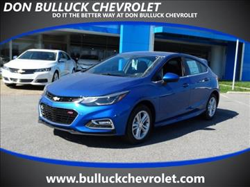 2017 Chevrolet Cruze for sale in Rocky Mount, NC