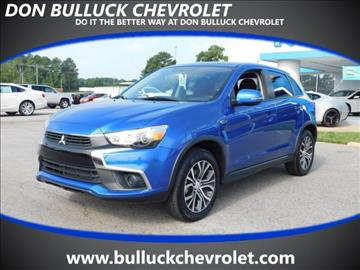2016 Mitsubishi Outlander Sport for sale in Rocky Mount NC
