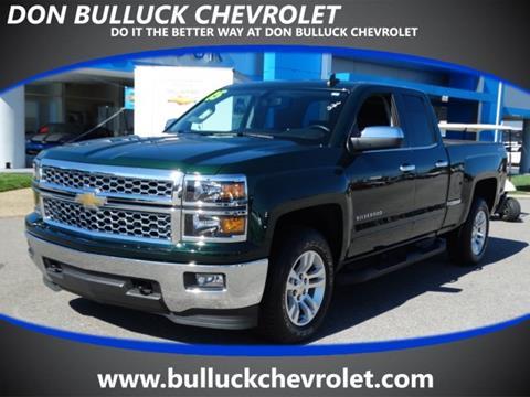 2015 Chevrolet Silverado 1500 for sale in Rocky Mount NC