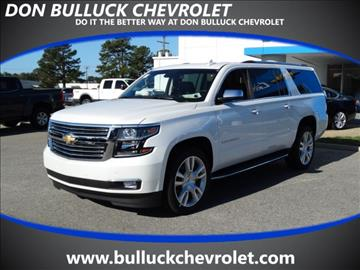 2017 Chevrolet Suburban for sale in Rocky Mount NC