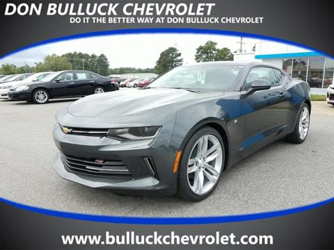 2018 Chevrolet Camaro for sale in Rocky Mount NC