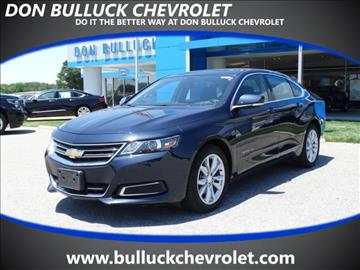 2016 Chevrolet Impala for sale in Rocky Mount, NC