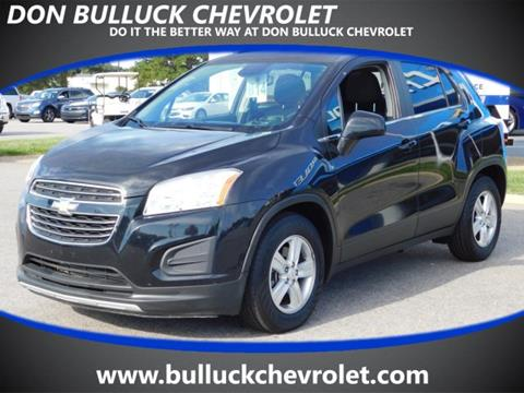 2015 Chevrolet Trax for sale in Rocky Mount, NC