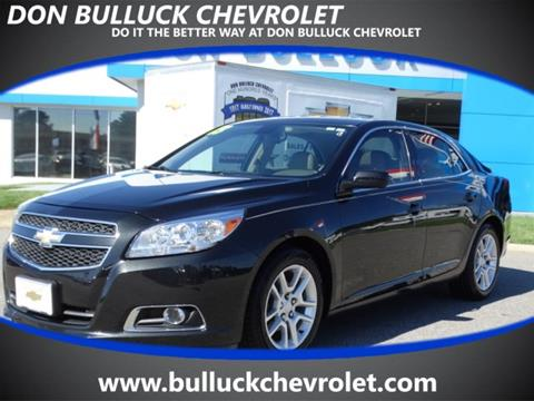 2013 Chevrolet Malibu for sale in Rocky Mount NC