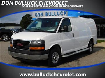 2016 GMC Savana Cargo for sale in Rocky Mount, NC
