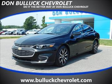 2018 Chevrolet Malibu for sale in Rocky Mount NC