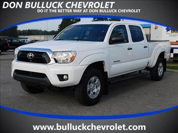 2013 Toyota Tacoma for sale in Rocky Mount, NC
