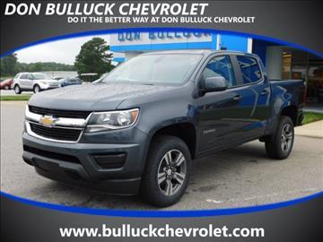 2017 Chevrolet Colorado for sale in Rocky Mount, NC