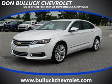 2017 Chevrolet Impala for sale in Rocky Mount, NC