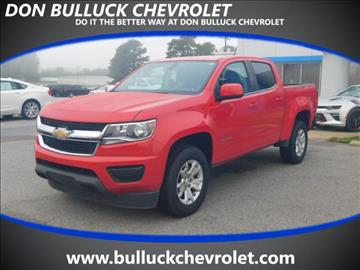 2015 Chevrolet Colorado for sale in Rocky Mount, NC