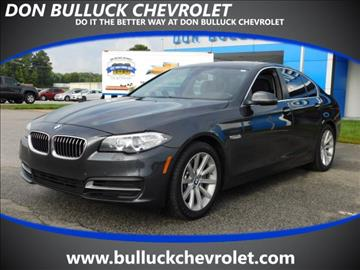 2014 BMW 5 Series for sale in Rocky Mount NC