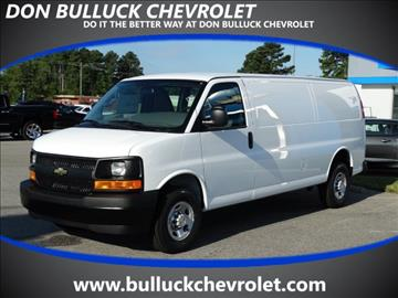 2017 Chevrolet Express Cargo for sale in Rocky Mount, NC