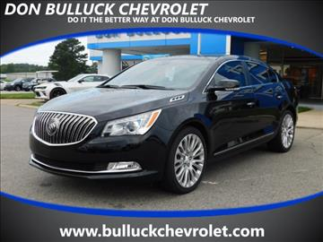 2016 Buick LaCrosse for sale in Rocky Mount, NC
