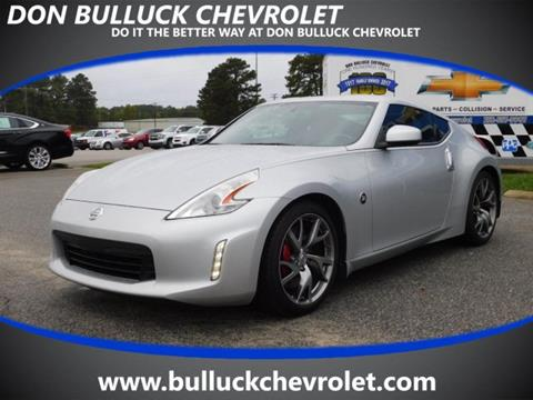 2013 Nissan 370Z for sale in Rocky Mount NC