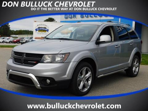 2017 Dodge Journey for sale in Rocky Mount NC