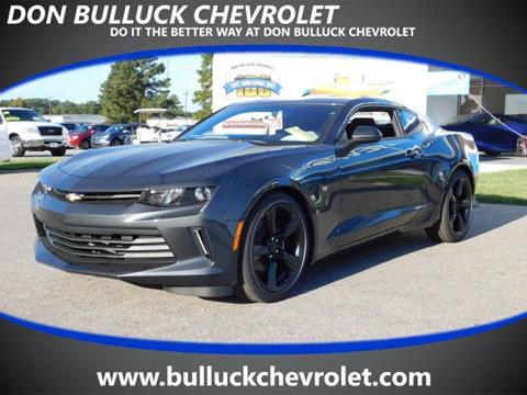 2018 Chevrolet Camaro for sale in Rocky Mount, NC