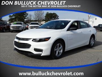 2017 Chevrolet Malibu for sale in Rocky Mount, NC