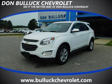 2016 Chevrolet Equinox for sale in Rocky Mount NC