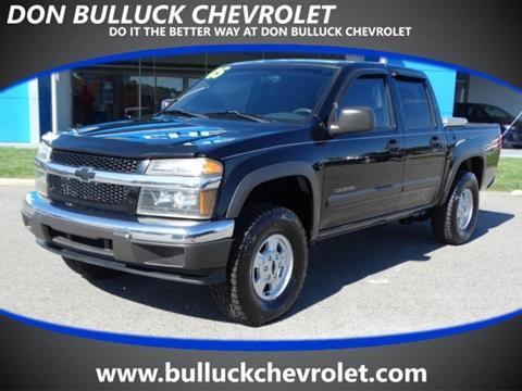 2005 Chevrolet Colorado for sale in Rocky Mount NC