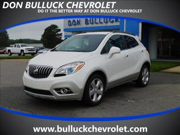 2015 Buick Encore for sale in Rocky Mount NC