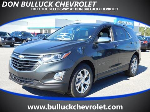 2018 Chevrolet Equinox for sale in Rocky Mount NC