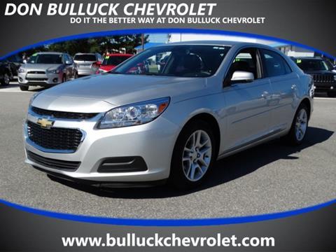 2015 Chevrolet Malibu for sale in Rocky Mount NC