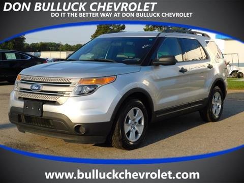 2012 Ford Explorer for sale in Rocky Mount, NC
