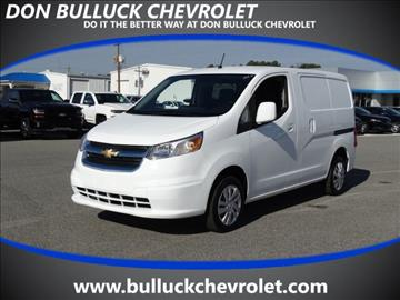 2017 Chevrolet City Express Cargo for sale in Rocky Mount, NC