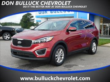 2017 kia sorento for sale in rocky mount nc. Cars Review. Best American Auto & Cars Review