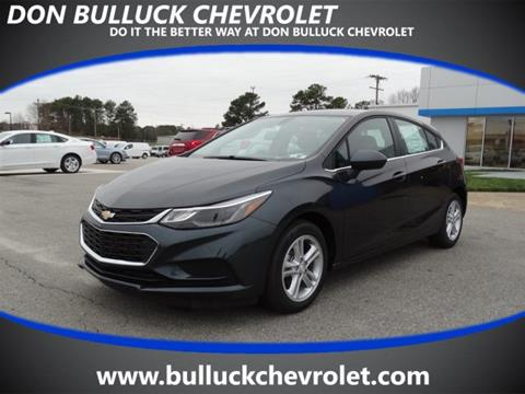 2017 Chevrolet Cruze for sale in Rocky Mount NC