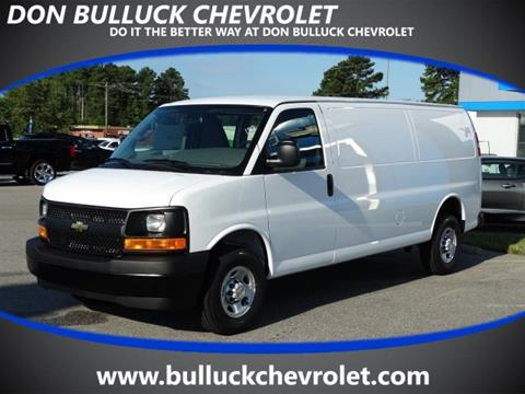 2017 Chevrolet Express Cargo for sale in Rocky Mount NC