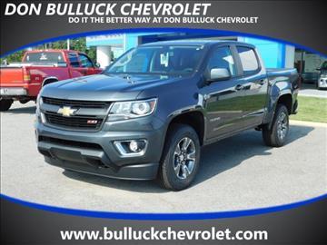 2017 Chevrolet Colorado for sale in Rocky Mount NC