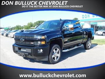 2017 Chevrolet Silverado 2500HD for sale in Rocky Mount, NC