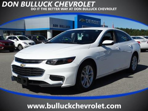 2017 Chevrolet Malibu for sale in Rocky Mount NC