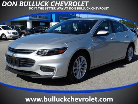 2017 Chevrolet Malibu for sale in Rocky Mount NC