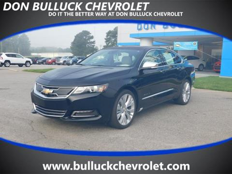 2018 Chevrolet Impala for sale in Rocky Mount NC