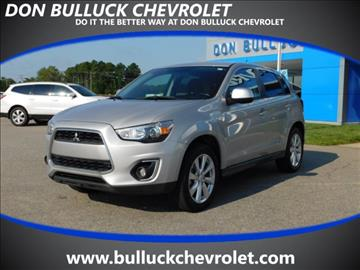2015 Mitsubishi Outlander Sport for sale in Rocky Mount, NC