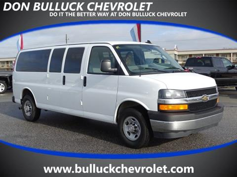 2017 Chevrolet Express Passenger for sale in Rocky Mount, NC