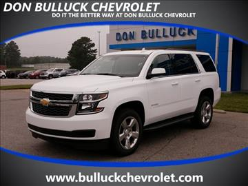 2017 Chevrolet Tahoe for sale in Rocky Mount NC