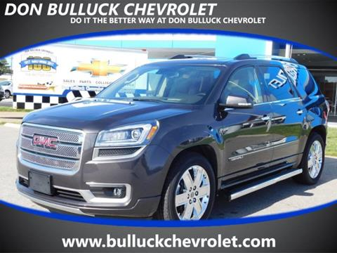 2015 GMC Acadia for sale in Rocky Mount, NC