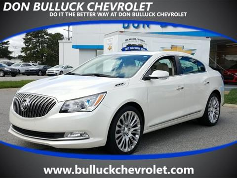 2014 Buick LaCrosse for sale in Rocky Mount, NC