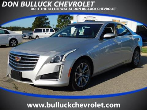 2017 Cadillac CTS for sale in Rocky Mount, NC