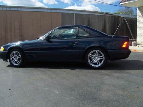 1997 Mercedes-Benz SL-Class for sale in Tunnel Hill, GA